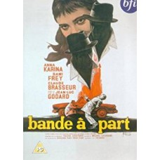 Bande a part / Band of Outsiders [DVD]