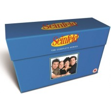 Seinfeld: The Complete Series [33xDVD]