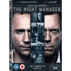 The Night Manager: The Complete Series [2DVD]