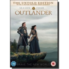 Outlander: The Complete Season Four [5DVD]