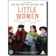 Väikesed naised | Little Women [DVD]