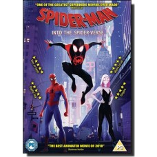 Spider-Man: Into the Spider-Verse [DVD]