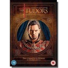 The Tudors: The Complete Seasons 1-4 [12x DVD]