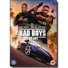 Pahad poisid kogu eluks | Bad Boys for Life [DVD]