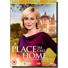 A Place to Call Home: Complete Series 1-4 [8DVD]