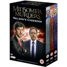 Midsomer Murders: The Complete Series 16-18 [11x DVD]