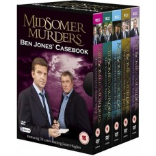 Midsomer Murders: The Complete Series 9-13 [30x DVD]