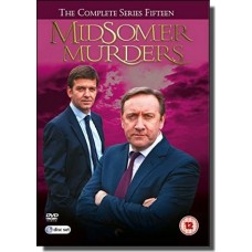 Midsomer Murders: The Complete Series 15 [6DVD]