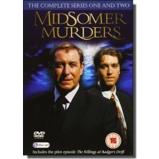 Midsomer Murders: Complete Series 1 & 2 [6DVD]