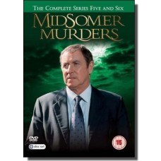 Midsomer Murders: Complete Series 5 & 6 [6DVD]