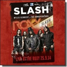 Live At The Roxy 25.9.14 [2CD]