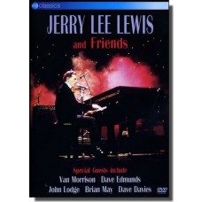 Jerry Lee Lewis & Friends [DVD]