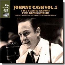 5 Classic Albums Vol 2 [4CD]