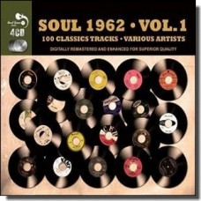 Soul 1962 - 100 Classic Tracks Vol. 1 [4CD]
