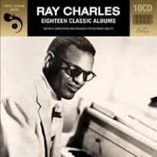 18 Classic Albums [10CD]