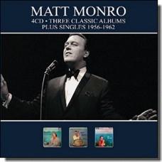 Three Classic Albums + Singles 1956-1962 [4CD]