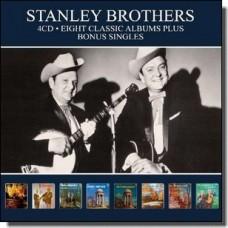 Eight Classic Albums Plus Bonus Singles [Digipak] [4CD]