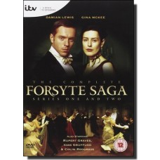 The Complete Forsyte Saga: Series 1 and 2 [4DVD]