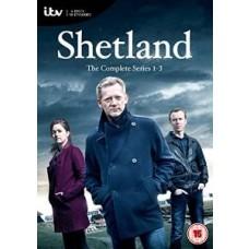 Shetland: Series 1-3 [4DVD]