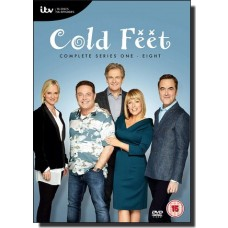 Cold Feet: Complete Series 1-8 [16DVD]