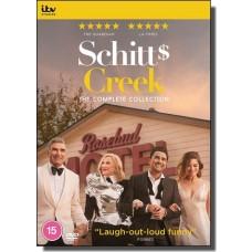 Schitt's Creek: Series 1-6 [12x DVD]