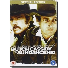 Butch Cassidy and the Sundance Kid [DVD]