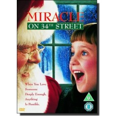 Miracle On 34th Street [DVD]