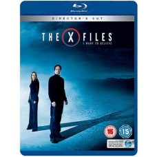 The X-Files: I Want to Believe [Director's Cut] [Blu-ray]