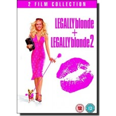 Legally Blonde + Legally Blonde 2 [2DVD]