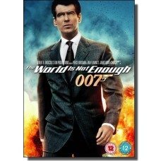 James Bond - The World is Not Enough [DVD]