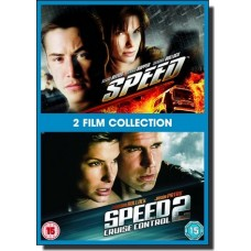 Speed | Speed 2: Cruise Control [2DVD]