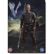 Vikings: Season 2 [3DVD]