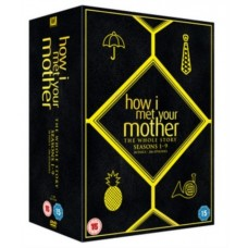 How I Met Your Mother: The Whole Story Season 1-9 [28DVD]