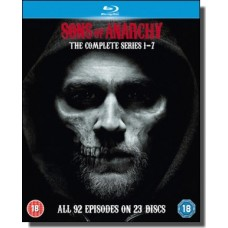 Sons of Anarchy: The Complete Series 1-7 [23x Blu-ray]