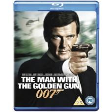 James Bond - The Man with the Golden Gun [Blu-ray]
