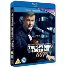 James Bond - The Spy Who Loved Me [Blu-ray]