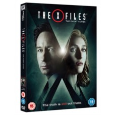 The X-Files: Season 10 (The Event Series) [3DVD]