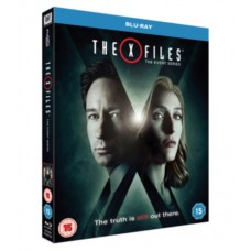 The X-Files: Season 10 (The Event Series) [2Blu-ray]