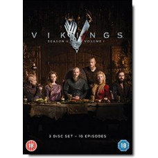 Vikings: Season 4.1 [3DVD]