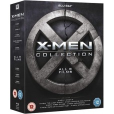 X-Men Collection [8x Blu-ray]