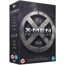 X-Men Collection [8x DVD]