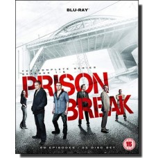 Prison Break: The Complete Series - Seasons 1-5 [25Blu-ray]