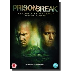 Prison Break: Season 5 [3DVD]
