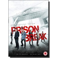 Prison Break: The Complete Series - Seasons 1-5 [25DVD]