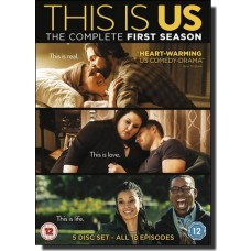 This Is Us: Season One [5DVD]