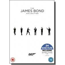 James Bond Collection 2015 [24x DVD]