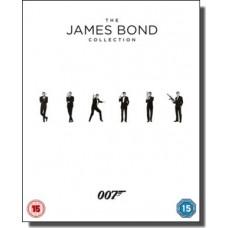 James Bond Collection 2015 [24x Blu-ray]