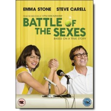 Battle of the Sexes [DVD]