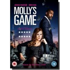 Molly's Game [DVD]