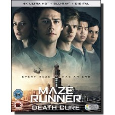 Maze Runner: The Death Cure [4K UHD+Blu-ray]